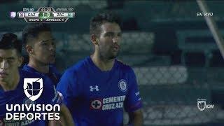 Extra, extra: 'Cautegol' hizo el 1-0 de Cruz Azul sobre Zacatepec