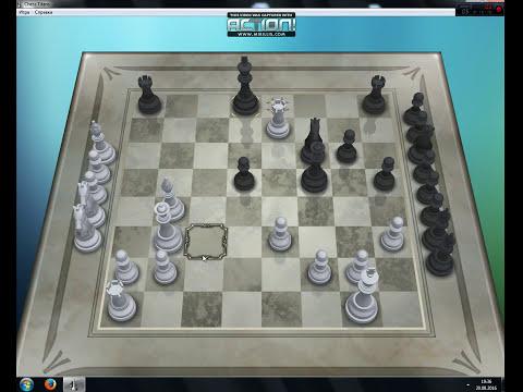 Шахматы Windows (Chess Titans) 10-й уровень