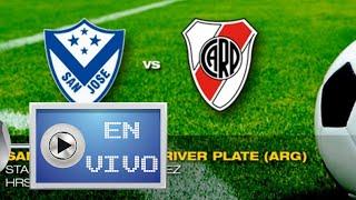 San Jose vs River Plate EN VIVO Copa Libertadores 2015