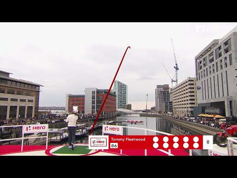 The Hero Challenge at Liverpool Waters Princes Dock | Full Show
