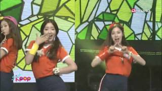 Video Simply K-Pop - DIA(다이아) _ Somehow(왠지) Ep.181 / 2015-10- 02 download MP3, 3GP, MP4, WEBM, AVI, FLV Maret 2018