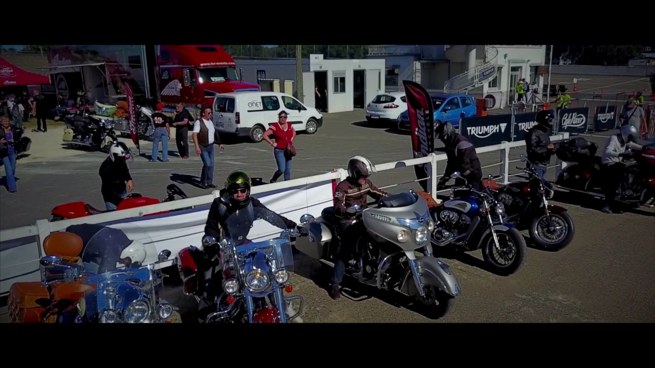 indian motorcycle at the cafe racer festival 2017 - youtube