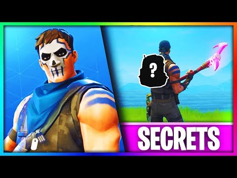 WARPAINT Secrets And EASTER EGGS You Didn't KNOW ABOUT In Fortnite: Battle Royale [Retrex]