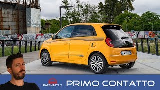 Renault Twingo 1.0 SCe65 restyling 2019 - test drive (ita)