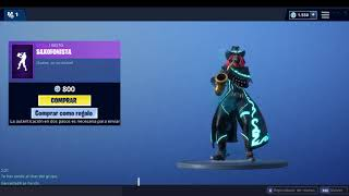 Phone it in  Saxofonista FORTNITE 1 hour version