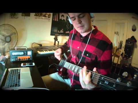 Hate Everyone (Guitar Cover)   Say Anything
