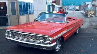 1964 Ford Galaxy 500 Convertible SOLD  Drager's International Classic Sales  206-533-9600
