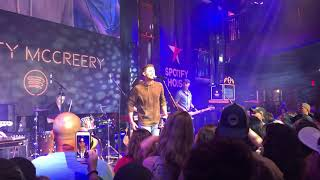Scotty Mccreery Five More Minutes Nashville, TN.mp3