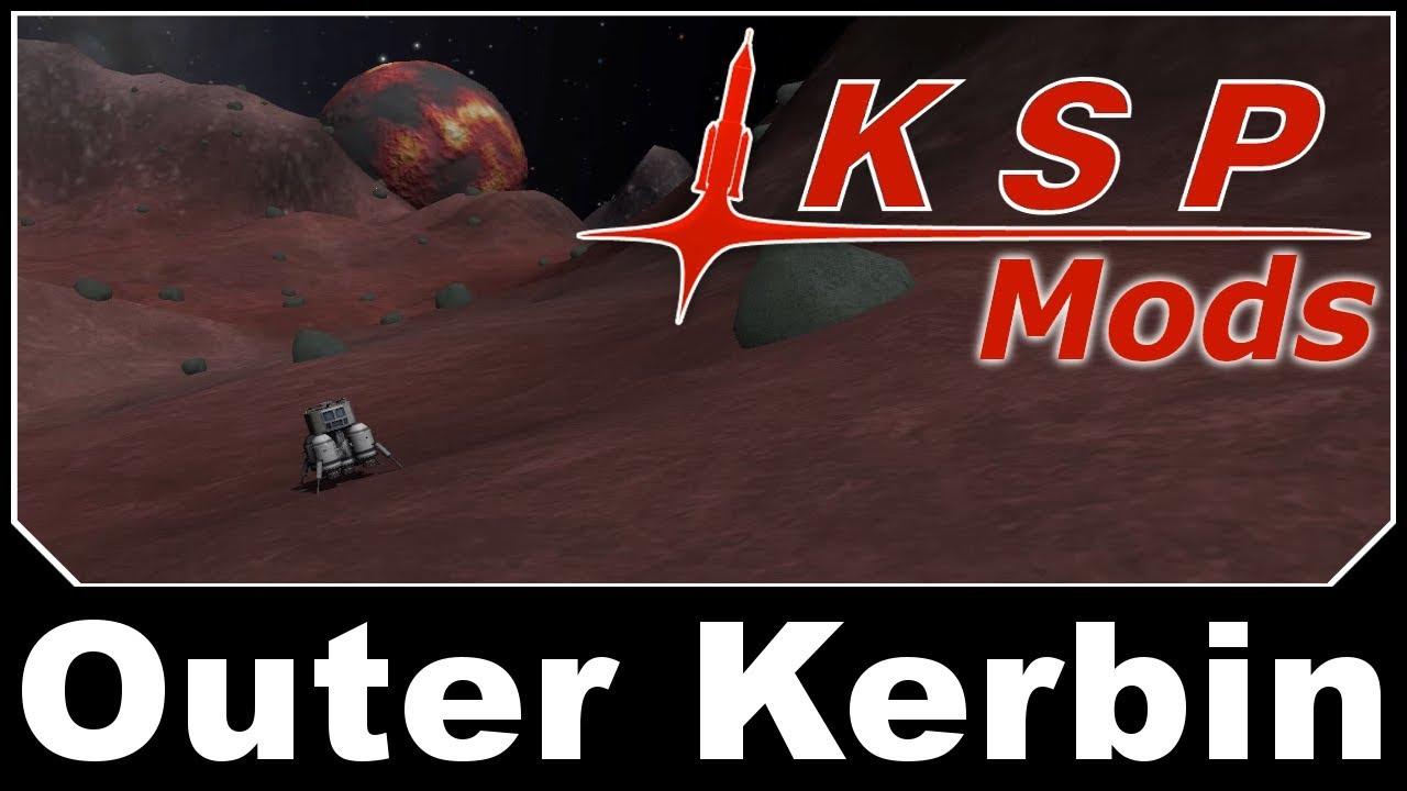 KSP Mods - Outer Kerbin
