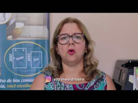 Vitrine Vidros