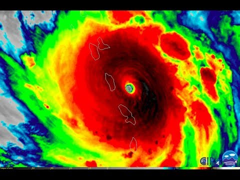 95.5 Q FM Radio from Dominica: Maria Landfall