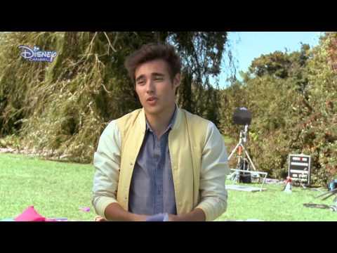 Violetta: Nový sen - Violetta & Leon. Pouze na Disney Channel!