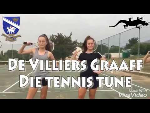 DVG Tennis Tune Dans Kompetisie inskrywing