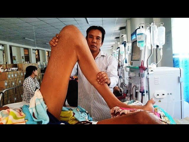Phát hiện người cao 2,5m ở Việt Nam