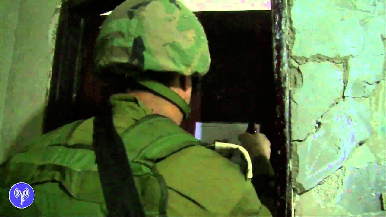 هدم منزل المخرب زياد عواد المتهم بقتل ضابط الشرطة باروخ مزراحي