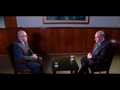 ראש הממשלה בנימין נתניהו בראיון מיוחד לערוץ 9. עצמאות 69