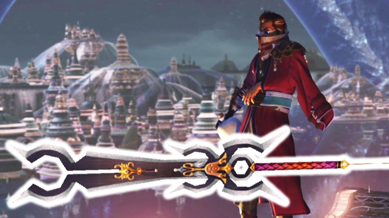 Final Fantasy X | HD - Auron's Ultimate/Celestial Weapon - YouTube