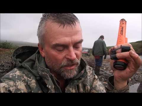 Metal Detecting And Exploring In Alaska