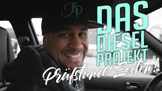 JP Performance - Das Diesel Projekt | Prüfstand + Zeiten!