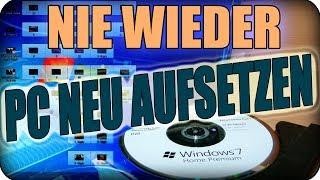 DATEN SICHERN - Festplatte KLONEN - BACKUP & RECOVERY - PC nie mehr neu aufsetzen - ACRONIS 2014