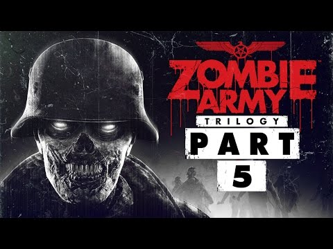 """Zombie Army Trilogy - Let's Play - Part 5 - [Ep.1: The Berlin Horror] - """"Subway To Hell"""""""