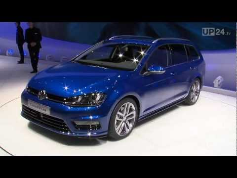 vw golf 7 variant r line concept youtube. Black Bedroom Furniture Sets. Home Design Ideas