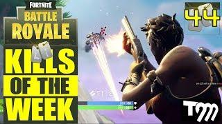Fortnite Battle Royale - Top 10 Kills of the Week #44 (Best Fortnite Kills)