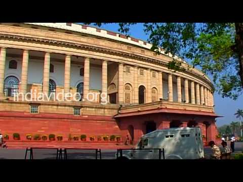 Parliament House of India | Sansad Bhavan,  New Delhi