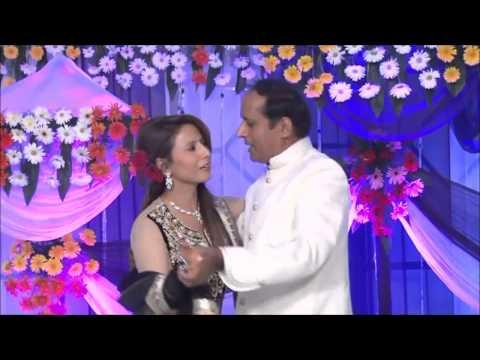 Couple Dance at silver jubilee celebration