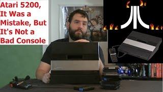 Second VideoGame Generation Recap - Atari 5200 - Adam Koralik