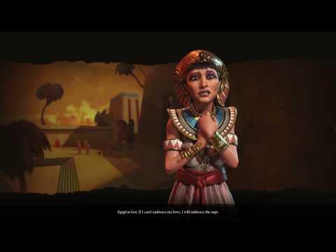 Civilization VI - All Leader Defeat Screens
