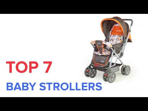 Top 7 Baby Strollers in India | 2018
