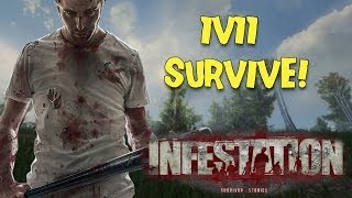 Infestation Survivor Stories 1v11 Survive!