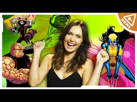 How the New MARVEL Comics Impacts the MCU! (Nerdist News Report w/ Jessica Chobot)