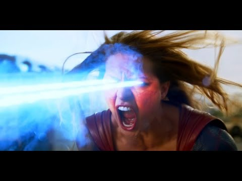 Supergirl Kara Harnessing Anger Moments