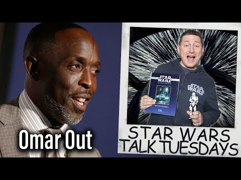 Star Wars Talk Tuesdays - Michael Williams OUT Of Han Solo, Who will be the Villain in Obi-Wan?