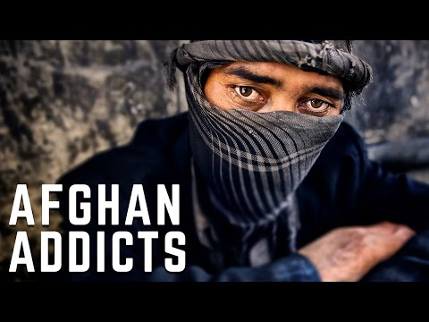 How Afghanistan Is Fueling Its Own Heroin Epidemic