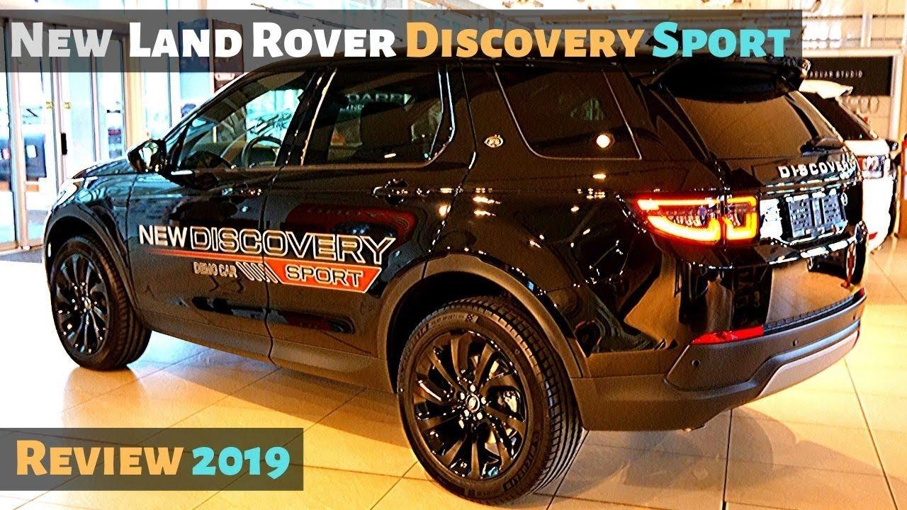 New Land Rover Discovery Sport 2020 Review Interior Exterior