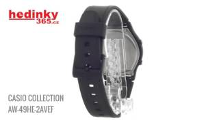 casio collection aw 49he 2avef