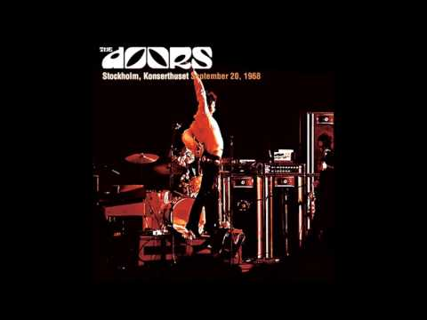 2-9. The Doors - Money (Live In Stockholm Konserthuset, 1968) (LYRICS)
