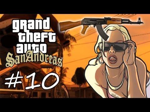 """GTA San Andreas """"Armas Ocultas En Los Santos"""" Parte 10"""