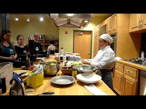 My Wholefoods Cooking Class, Down-Home Fish Fry