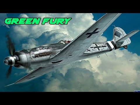 Fight of the Week - FW 190 D9 Vs P47 D28 - War Thunder - Reversal Galore