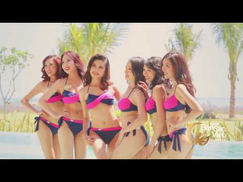 Bán kết toàn cầu Hoa hậu Bản sắc Việt toàn cầu [Behind the scenes]