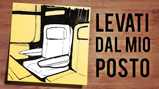 LEVATI dal MIO POSTO! - Post-It Story 🐸 Fraffrog