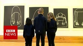 Turner Prize 2017: What children make of the nominees - BBC News