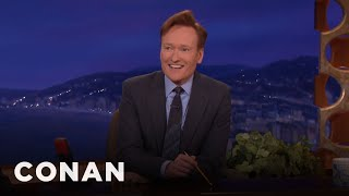 Video Conan Teases His Korea Episode  - CONAN on TBS download MP3, 3GP, MP4, WEBM, AVI, FLV November 2017