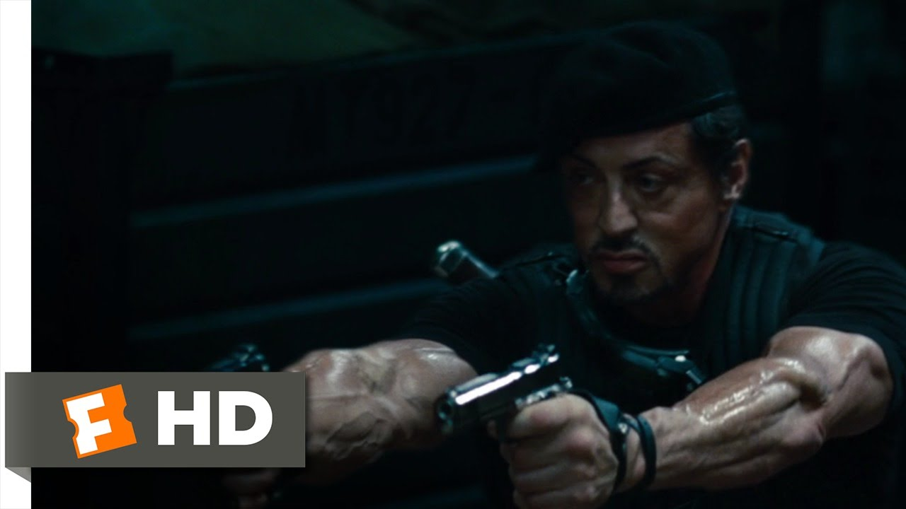 The Expendables 1 12 Movie Clip Greedy Pirates 2010 Hd