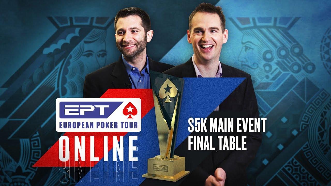 Смотреть покер ept malta main event 2016 онлайн на русском гараж казино играть