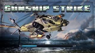 Gunship Strike 3D Raptor Helicopter 13-16 missions